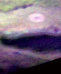 PIA09922: Ammonia Clouds on Jupiter