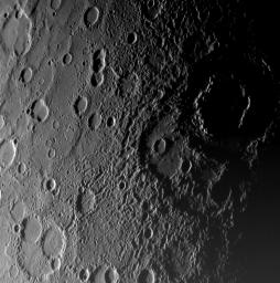 PIA10175: MESSENGER Reveals Mercury in New Detail