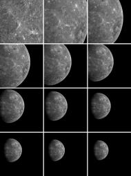 PIA10196: MESSENGER's Departing Shots