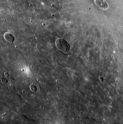 PIA10606: Exploring the Evolution of the Caloris Basin