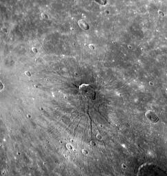 PIA10635: Mercury's First Fossae