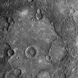 PIA11400: Volcanic Plains on Mercury