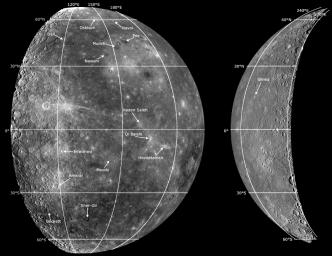 PIA11762: New Names for a Second Set of Craters on Mercury