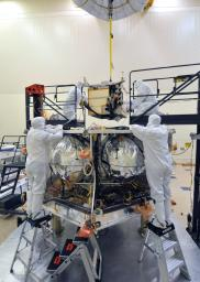 PIA13260: Setting up Juno's Radiation Vault