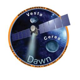 PIA19375: Dawn Mission Patch
