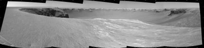PIA01898: Opportunity's View, Sol 958