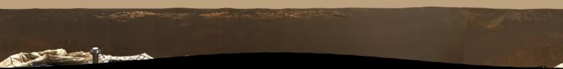 PIA05199: As Far as Opportunity's Eye Can See