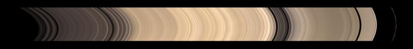 PIA11142: A Full Sweep of Saturn's Rings