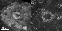 PIA16638: Titan Craters, the Old and the New