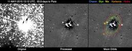 PIA17806: So Far, All Clear: New Horizons Team Completes First Search for Pluto System Hazards
