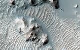 PIA20339: Erosion and Deposition in Schaeberle Crater