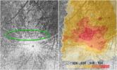PIA21444: Europa's Plumes Located near 'Warm Spot' on Europa